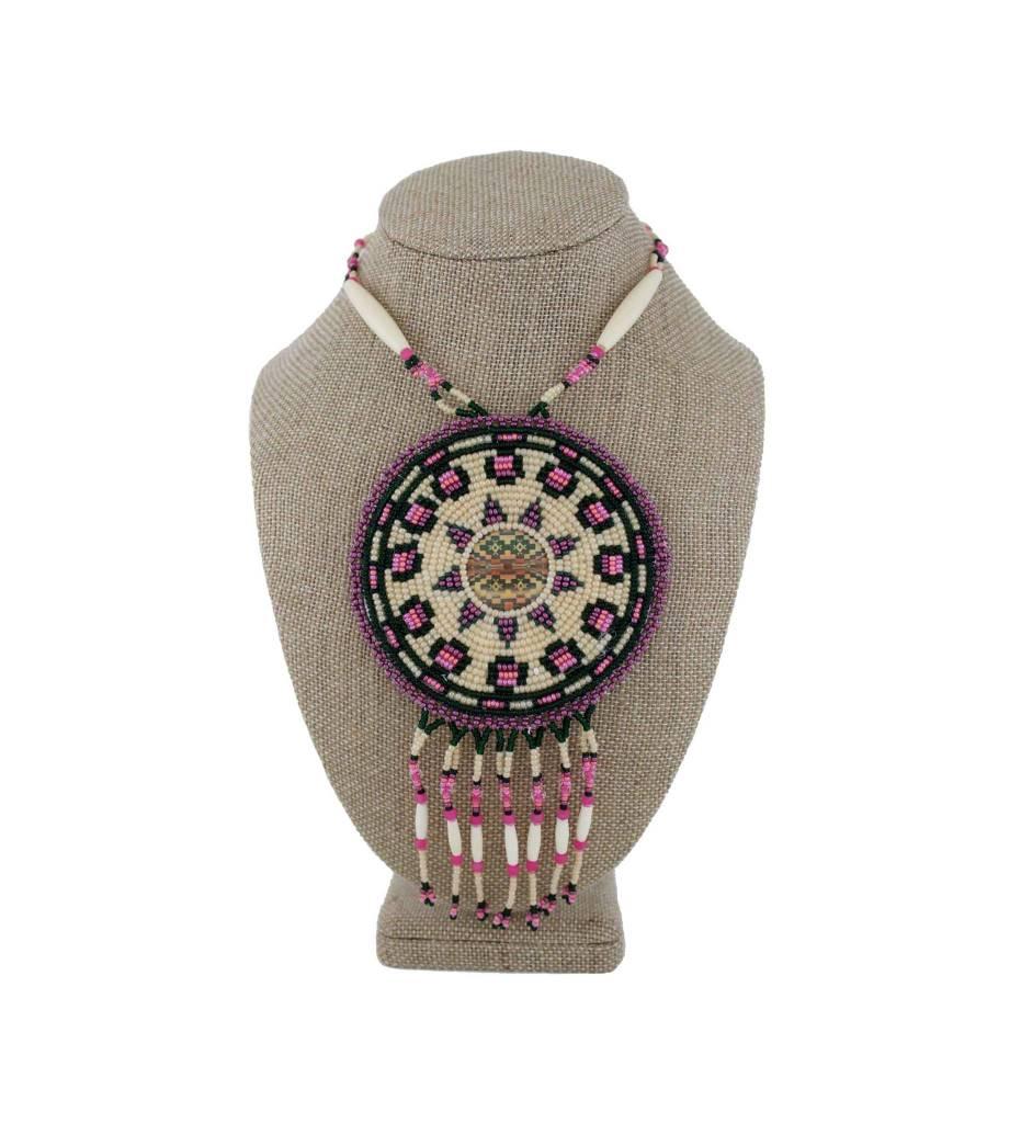 SL Medallion Necklace
