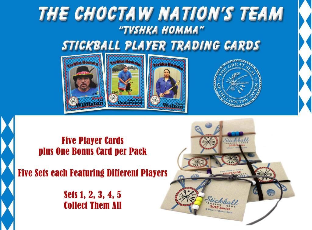 Stickball Cards Set 1