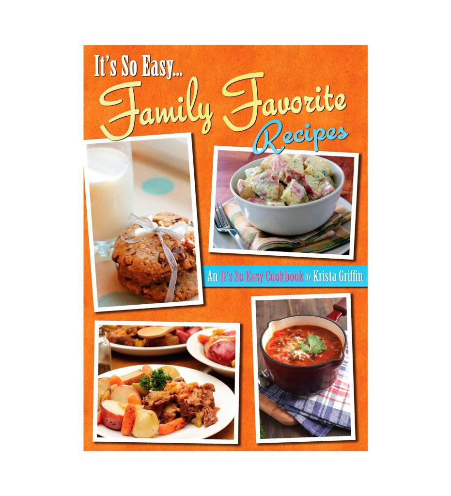Family Favorite Recipes Cookbook