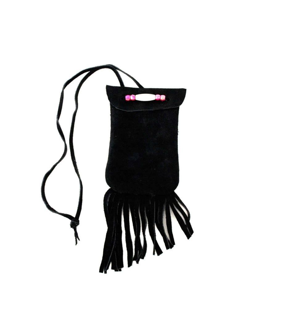 *JS Medium Hand Sewn Medicine Bag