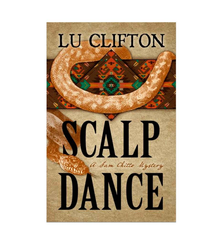 """*LC """"Scalp Dance"""" HARDBACK Book"""