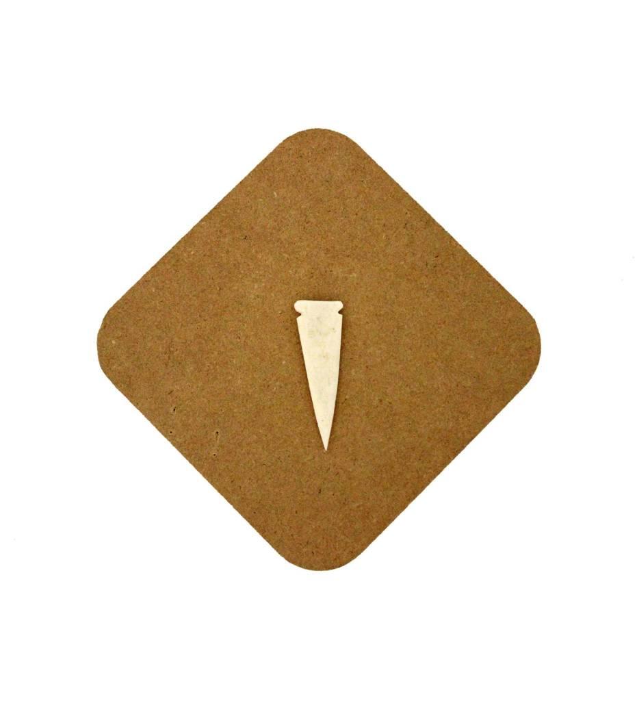 "*LDC Bone Arrow Point 2"""