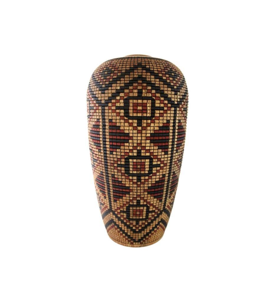 *KWC Basket Illusion Native American Vessel