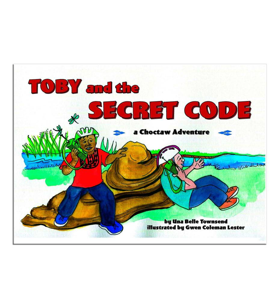 Toby and the Secret Code PB