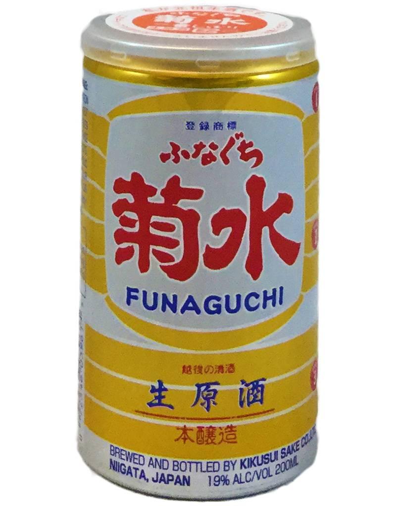 Japan Kikusui Funaguchi Sake Can