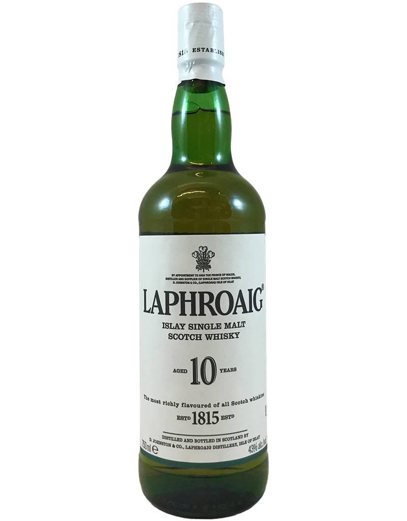 Scotland Laphroaig 10
