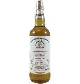 Scotland Signatory Bowmore 2002 Single Malt Scotch