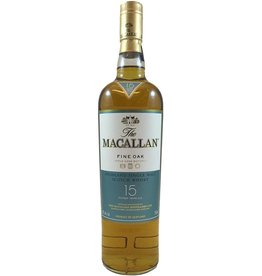 Scotland Macallan Fine Oak 15YO