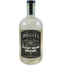 USA Wheeler's Western Dry Gin