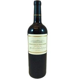 USA Monticello Vineyards Jefferson Cuvee Cabernet Sauvignon