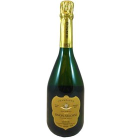 France Simon-Selosse  saveurs Blanc de Blancs Champagne NV