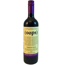 Chile Oops Cabernet Franc-Carmenere