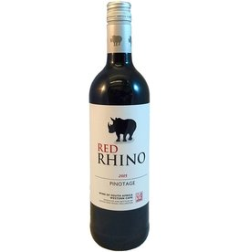 South Africa Linton Park Red Rhino Pinotage