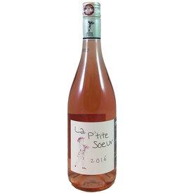 France Spencer La Pujade La P'tite Soeur Corbieres Rosé