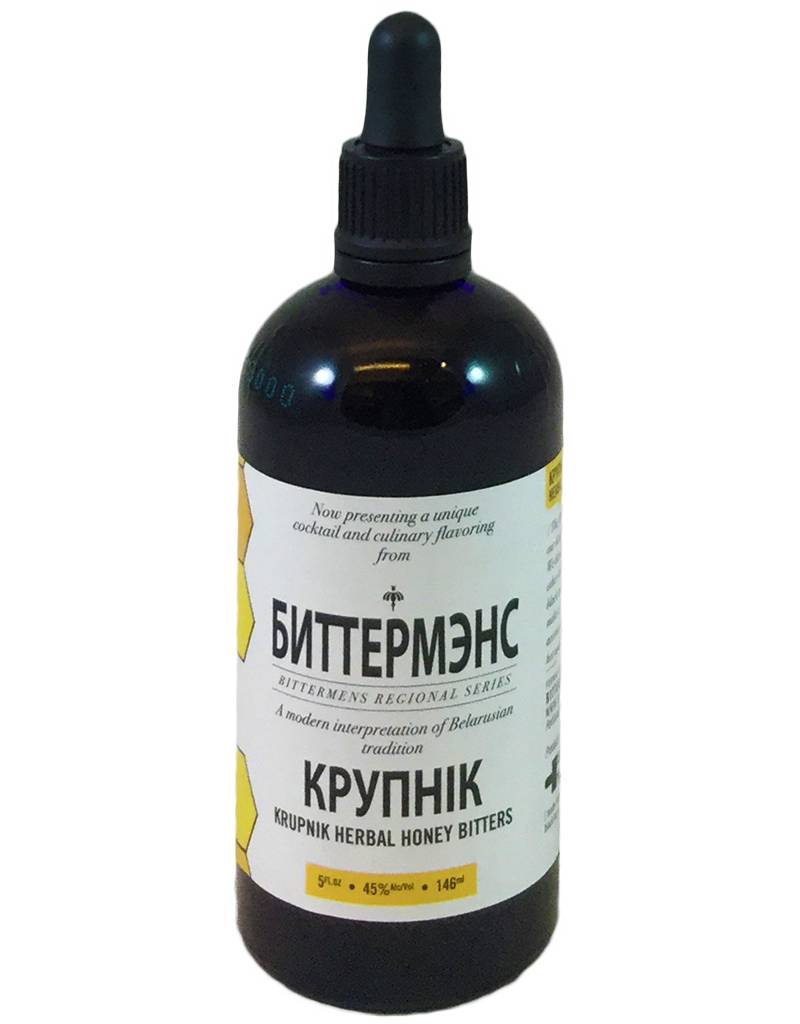 Bittermens Krupnik Herbal Honey Bitters
