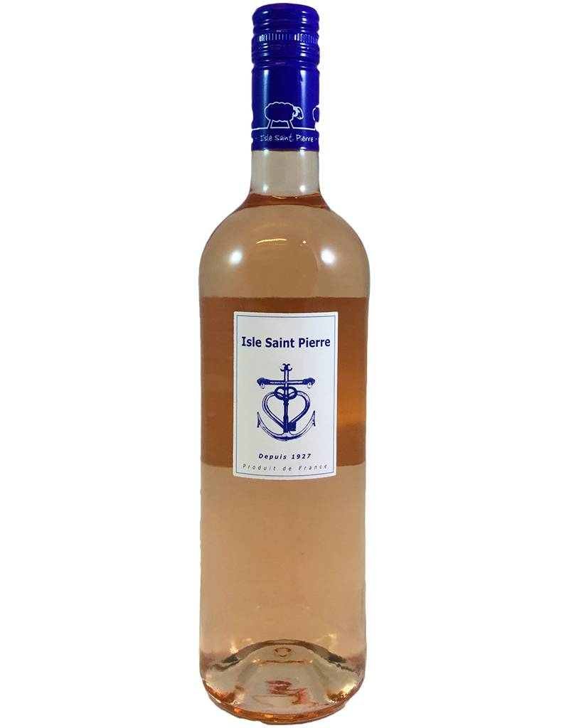 France Isle Saint Pierre Rosé