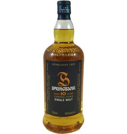 Scotland Springbank 10 Year Single Malt Scotch