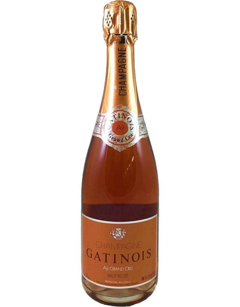 France Gatinois Brut Rose Champagne