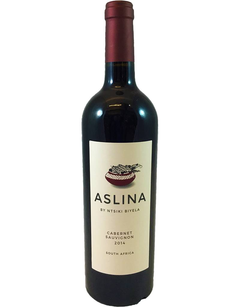 South Africa Aslina Umsasane Bordeaux Blend