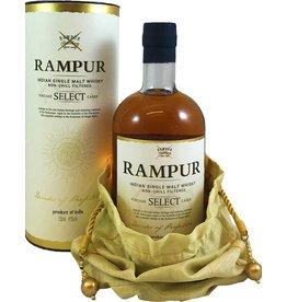 India Rampur Single Malt Whisky