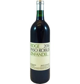 USA Ridge Zinfandel Paso Robles