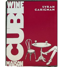 France Maison Cubi Syrah Carignan Box