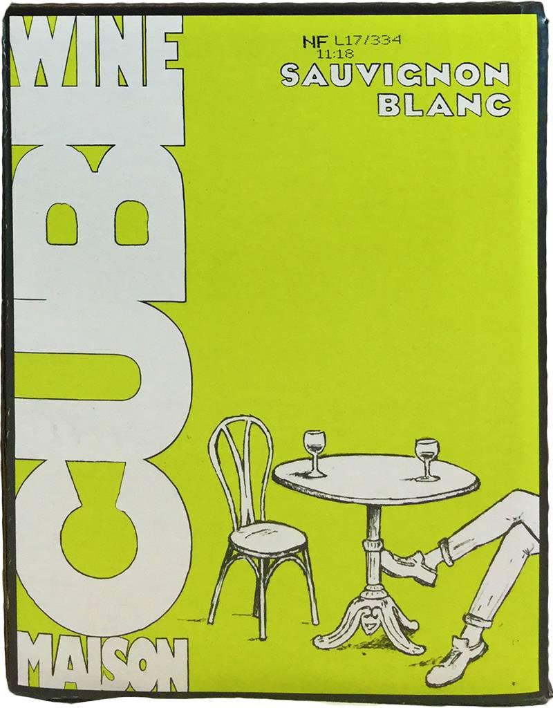 France Maison Cubi Sauvignon Blanc BOX