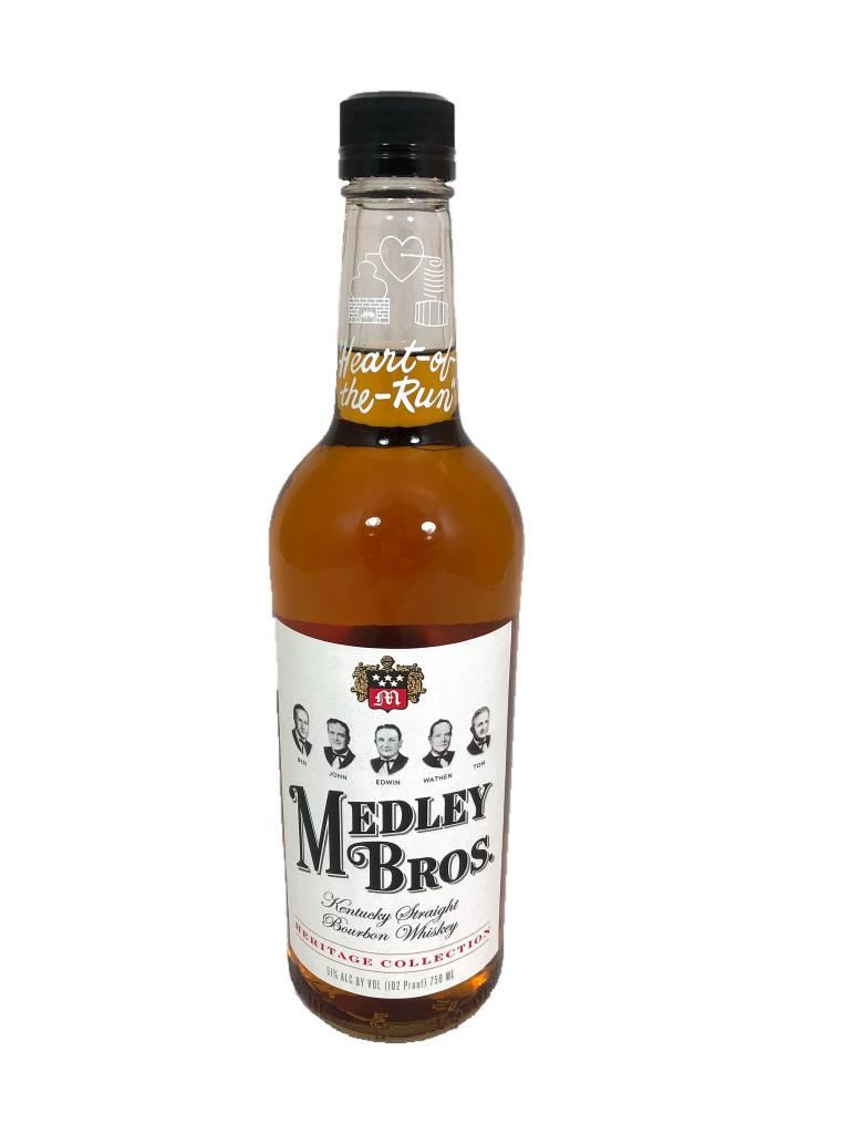 USA Medley Brothers Straight Bourbon Whiskey