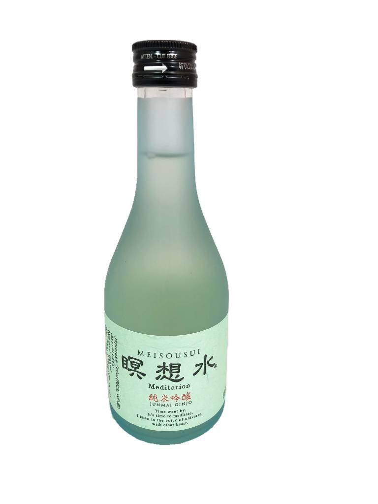 Japan Meisousui Junmai Ginjo Sake 300ml