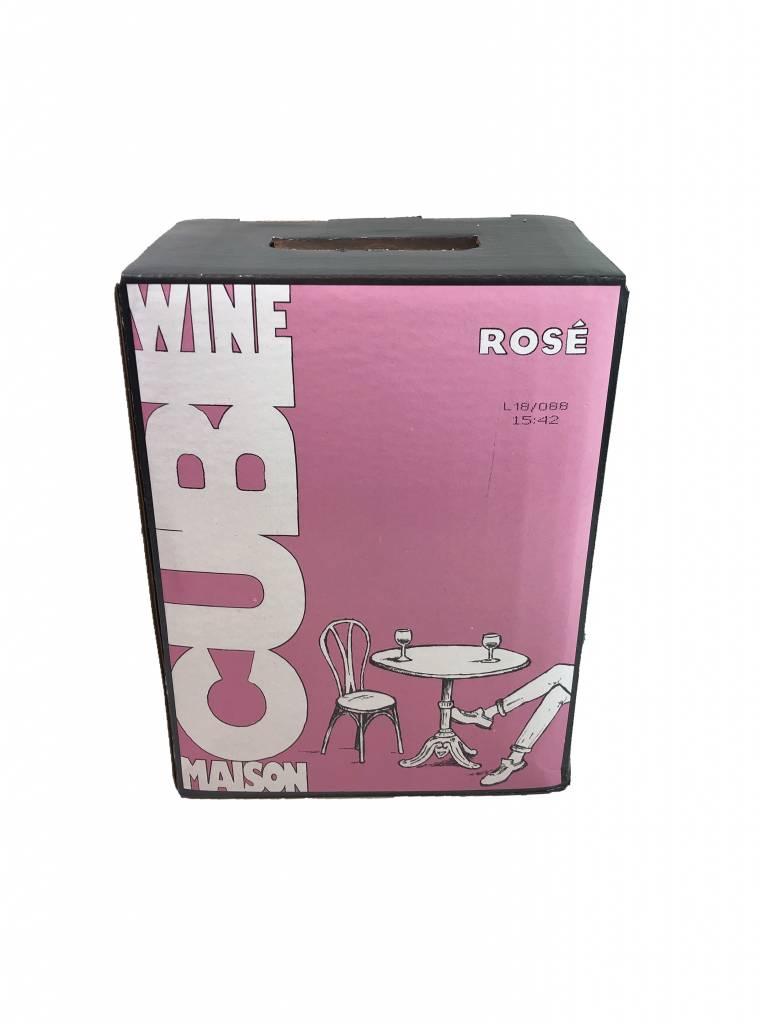 France Maison Cubi Rose 3L Bag in a Box