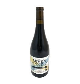 USA Seven Sinners The Ransom Petite Sirah