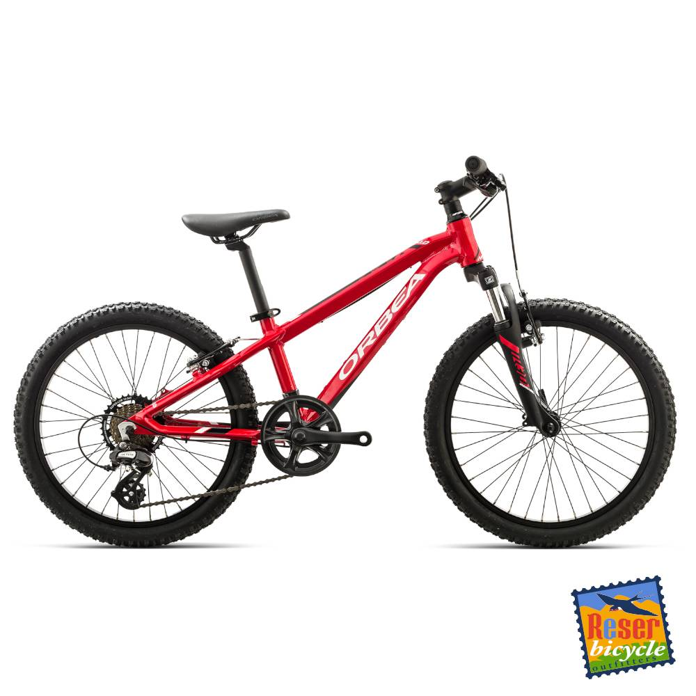 Orbea 2017 Orbea MX 20 XC Red/White