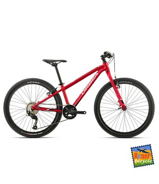 2017 Orbea MX 24 TEAM Red/White