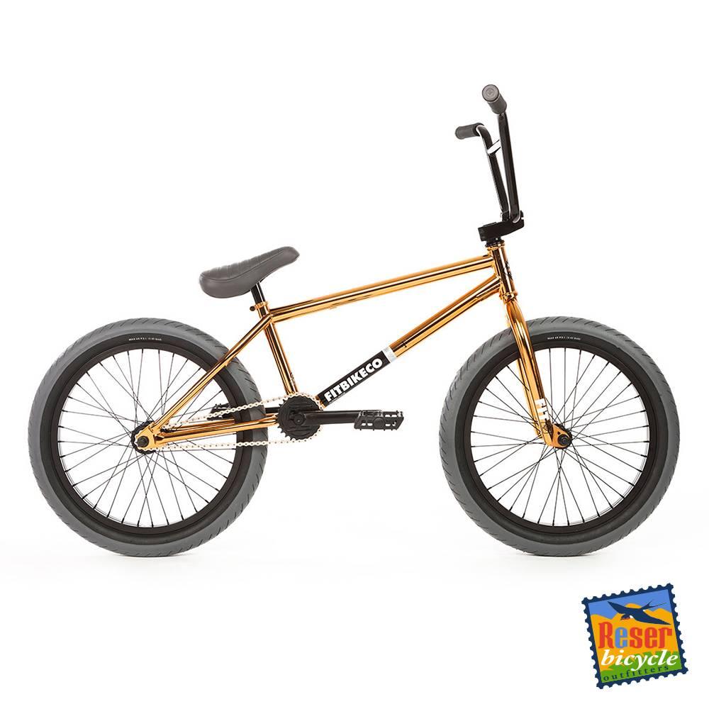 Fit Bike Co. 2018 Fit Augie ED Copper BMX 20.5in TT