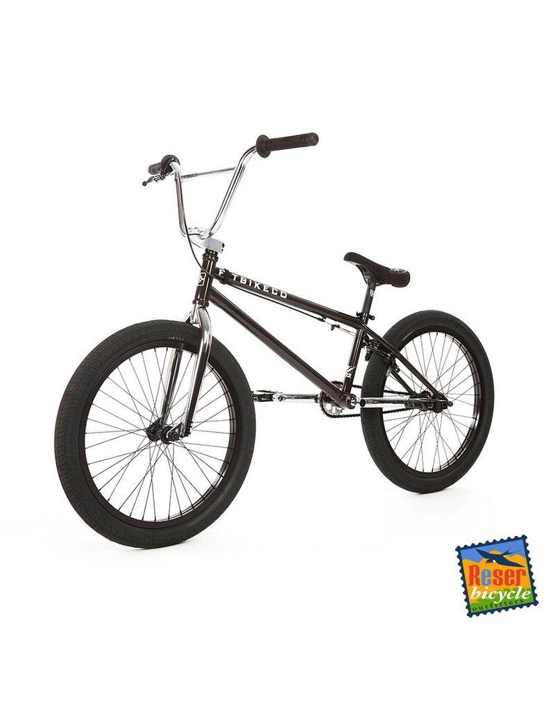Fit Bike Co 2018 Fit Bf Foster 22 Trans Black Bmx 22 125in Tt