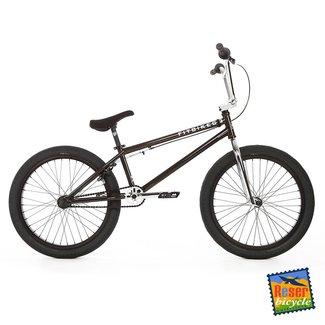 Fit Bike Co. 2018 Fit BF Foster 22 Trans Black BMX 22.125in TT