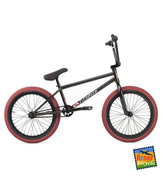 Fit Bike Co. 2018 Fit VHS Van Homan Trans Black BMX 21in TT