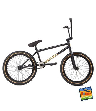Fit Bike Co. 2018 Fit Nordstrom Matte Black BMX 20.25in TT