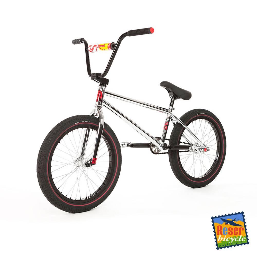 Fit Bike Co. 2018 Fit Mac Chrome BMX 20.75in TT