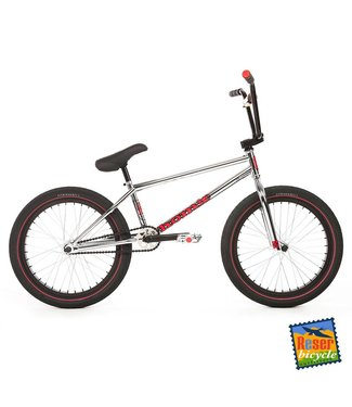 Fit Bike Co. 2018 Fit Mac Chrome BMX 20.75in TT