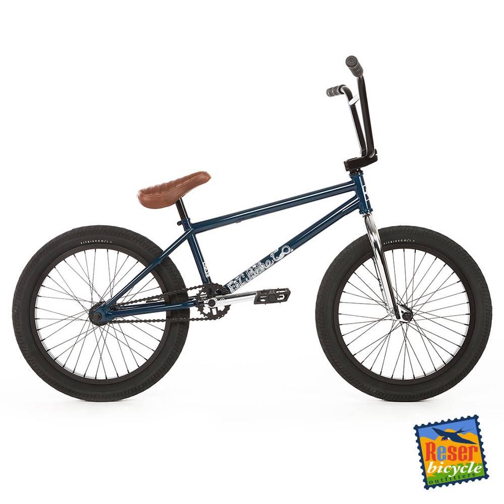 Fit Bike Co. 2018 Fit Hango Trans Dark Blue BMX 20.5in TT