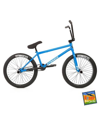 Fit Bike Co. 2018 Fit Corriere FC Laguna blue BMX 20.75in TT