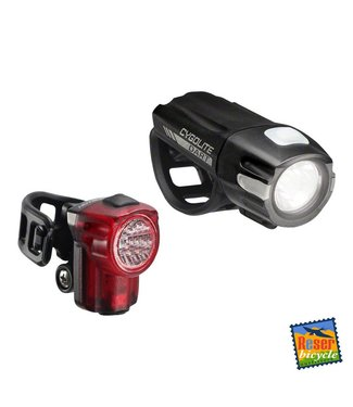 CygoLite Cygolite Dart 210 Headlight and Hotshot Micro 30 Taillight  Set