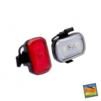 Blackburn Click USB Light Set Black