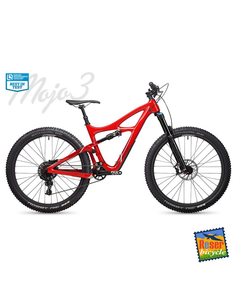 Ibis Cycles 2018 Ibis Mojo 3 NX