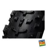 "45NRTH 45NRTH Dillinger 26x4.0"" Studded Fatbike Tire 120tpi Tubeless Ready Folding (240 concave studs)"
