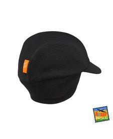 45NRTH Greazy Cap: Black One Size
