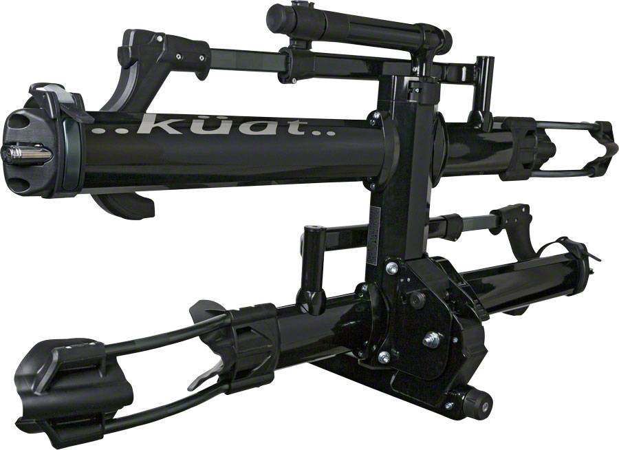 Kuat NV 2.0 2-Bike Tray Hitch Rack with Trail Doc