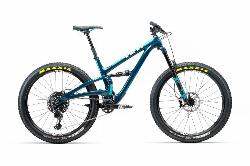 Yeti Cycles 2018 Yeti SB5+ Carbon Sram GX Eagle