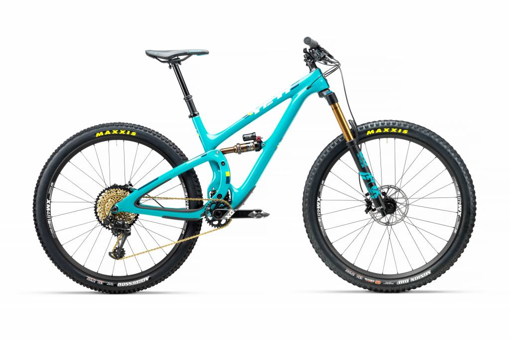 Yeti Cycles 2018 Yeti SB5.5 TURQ Sram XX1 Eagle